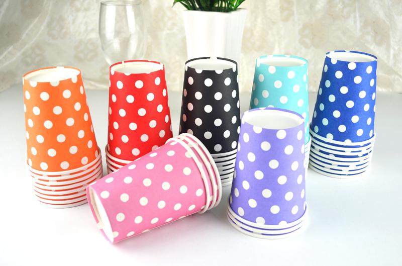 纸杯盘 - 印花餐巾纸厂家